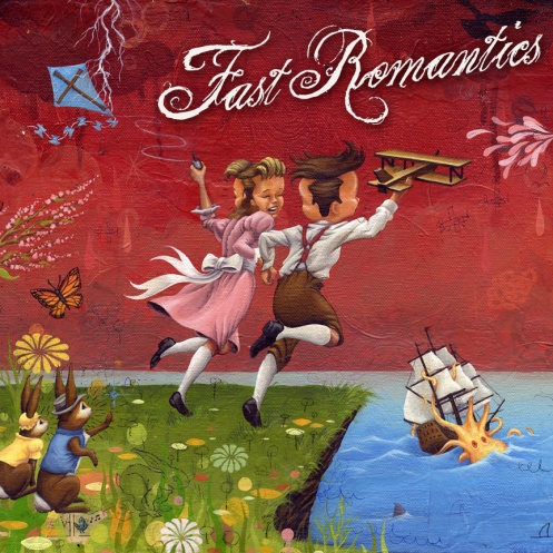 Fast Romantics - Afterlife Blues LP